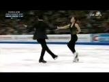 170120 Алекс и Майя Шибутани. Чемпионат США. Короткий танец