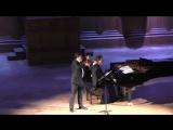 Шуберт Соната для скрипки и фортепиано ля мажор, Большой дуэт Максим Венгеров Рустем Сайткулов