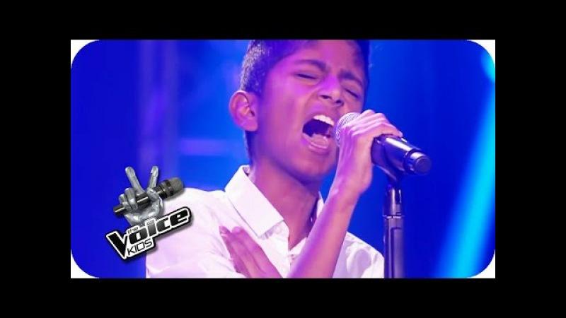 Roxette - Listen to your heart (Abhinav)   The Voice Kids 2016   Blind Auditions   SAT.1