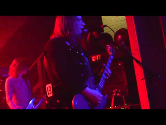 Electric Wizard's Historic Visit to Hawthorne Theater