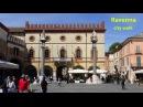 Ravenna / Italy - city walk 4K