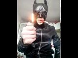 Что если надеть костюм Бэтмена и раскусить зажигалку?.. / Batman vs Lighter