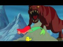 Русалочка - Сезон 3 Сезон 4 - Остров юрского периода Мультфильм Disney про динозавров