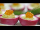 Devilled Eggs recipe - Mary Berry's Easter Feast: Episode 1 - BBC Two