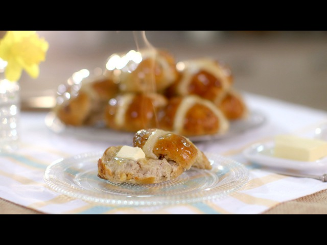 Mary's Hot Cross Buns recipe - Mary Berry's Easter Feast: Episode 1 - BBC Two