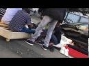 Ужас город париж говно и грязь нигер Paris׃ September 2016 ein Migrantencamp