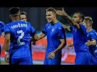 Salzburg vs Dinamo Zagreb 1- 2 All Goals & Highlights 24/08/016