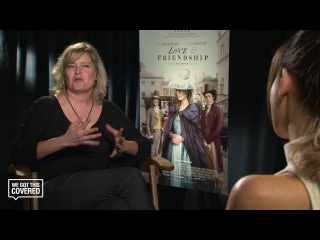 Exclusive Interview: Kate Beckinsale Talks Love & Friendship