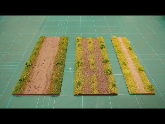 Let's Make - Dirt Roads, Tracks Paths (Countryside Scenics Series)