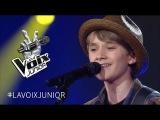 La Voix Junior  Samuel Cormier  Auditions