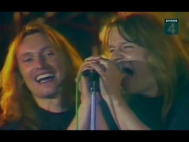 Мастер и Ария - Воля и Разум (Фестиваль МузЭко-90, Донецк, 1990)