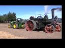 Как паровой трактор 19 века победил современный дизель
