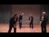 Sax Masters Quartet - Мелодия из кф