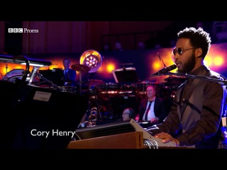 Cory Henry Performing
