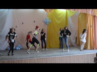 Школьный танцевальный конкурс Танцы#24. Батл-2.