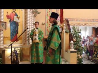 Прокимен Великий - пртд. о. Пётр Козловский