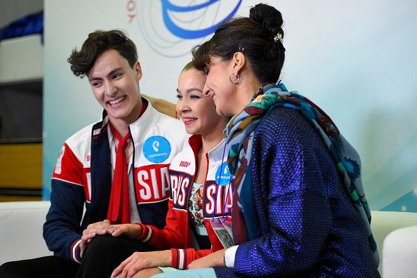 Анастасия Шпилевая - Григорий Смирнов/ танцы на льду - Страница 6 2Iqm2hR11AQ