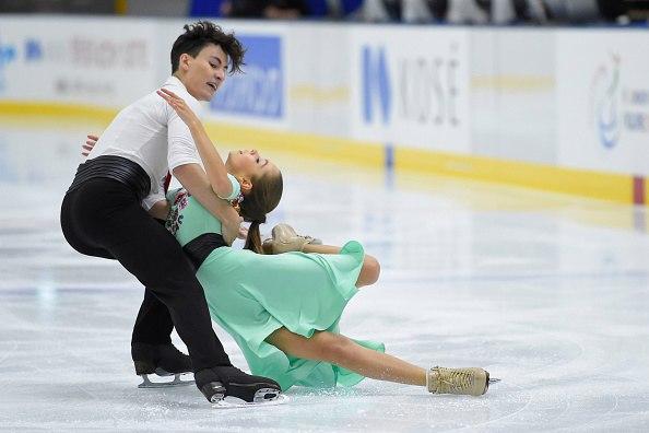 Анастасия Шпилевая - Григорий Смирнов/ танцы на льду - Страница 6 S4-DDY9JtsI