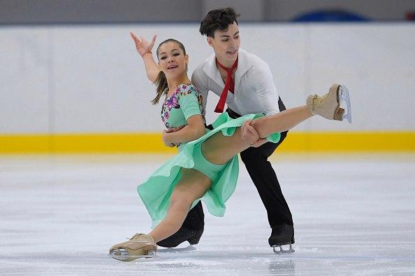 Анастасия Шпилевая - Григорий Смирнов/ танцы на льду - Страница 6 OlloNafJvn8