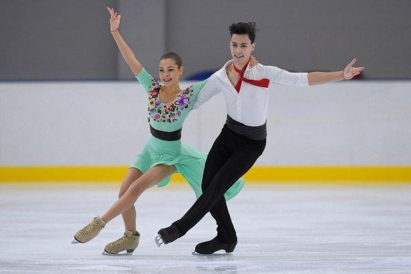 Анастасия Шпилевая - Григорий Смирнов/ танцы на льду - Страница 6 Y7plPvQ9p0A