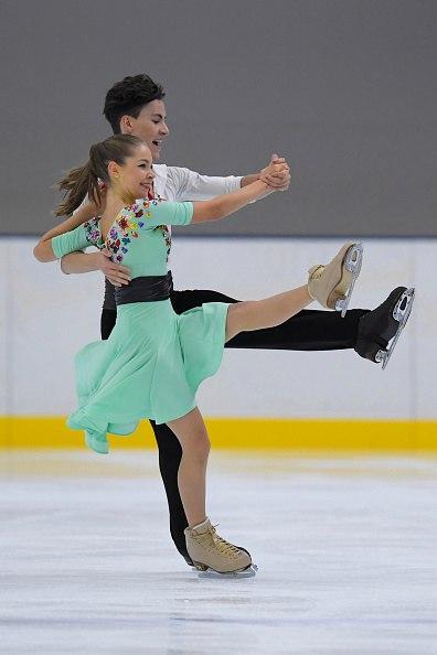 Анастасия Шпилевая - Григорий Смирнов/ танцы на льду - Страница 6 I-F2KulQ9EM