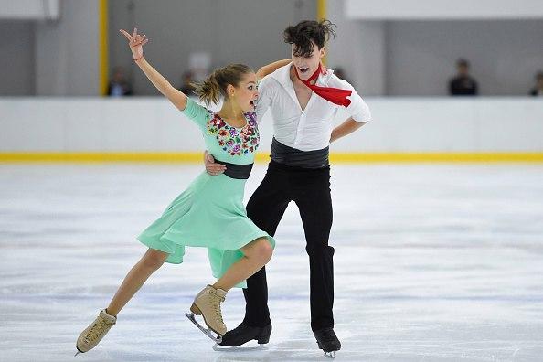 Анастасия Шпилевая - Григорий Смирнов/ танцы на льду - Страница 6 IJfMCBsVII8