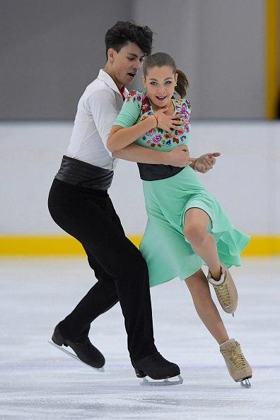 Анастасия Шпилевая - Григорий Смирнов/ танцы на льду - Страница 6 7XlRzuxLJ_w