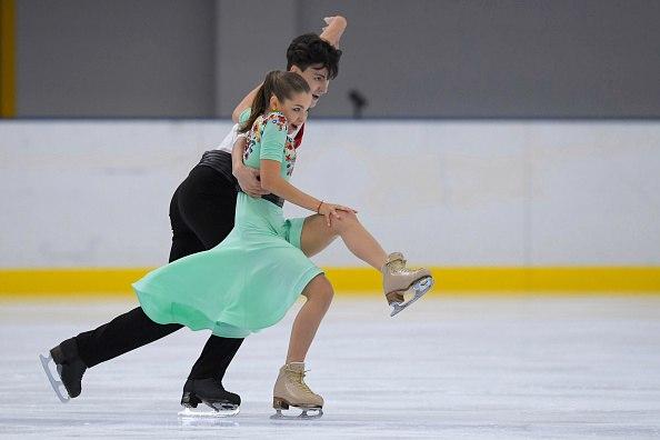 Анастасия Шпилевая - Григорий Смирнов/ танцы на льду - Страница 6 Mpn4wNT1EwI
