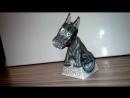 Оптическая Иллюзия. Дракон Гарднера. Как сделать из бумаги оптическую иллюзию.