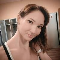 Анкета Кристинка Горохова