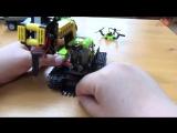 Новинка Лего Сити - 60124 - Lego City База исследователей вулканов