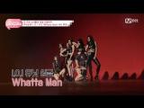 Produce 101 [랜선친구-5회] Whatta Man MV 미리보기! 촬영현장 공개 160805 EP.19