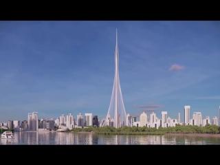 В Дубае построят самое высокое здание в мире