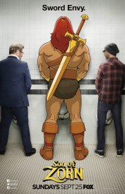 ��� ����� / Son of Zorn (����������� 2016)