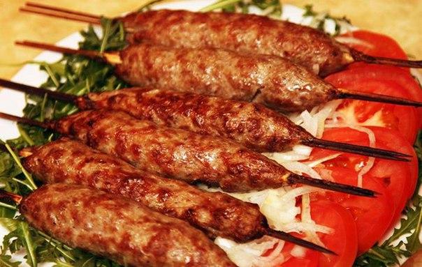 Как готовить люля-кебаб в домашних условиях из курицы