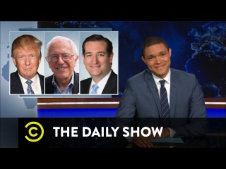 The Daily Show with Trevor Noah - Canada's Hot New Prime Minister