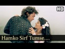 Humko Sirf Tumse Pyar Hai | Barsaat Songs 1995 | Bobby Deol | Twinkle Khanna | Kumar Sanu Hits