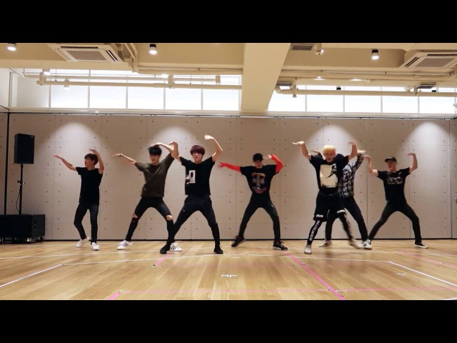 NCT 127 소방차 Fire Truck Dance Practice Mirrored