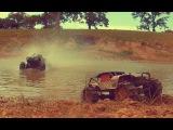 X-MAXX vs FO-XX Muddy Water BASH'N