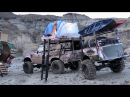 RC CWR Into the Trenches of the Alberta BadLands with the RC4WD crew