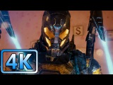 Ant-Man vs Yellowjacket Final Fight  Ant-Man (2015)  4K ULTRA HD