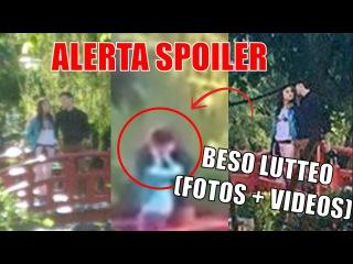 Luna y Matteo se besan en el puente rojo SEGUNDA TEMPORADA- SOY LUNA 2 (FOTOS + VIDEOS)