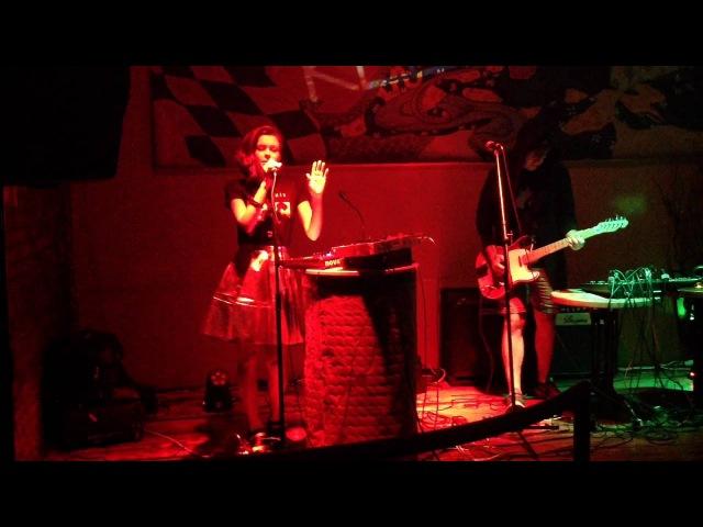 Alex Kelman - Silence (live in Zrenjanin, Serbia), 2016