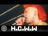 THE EXPLOITED - FUCK THE USA - HARDCORE WORLDWIDE (OFFICIAL VERSION)
