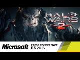 Официальный трейлер Halo Wars 2