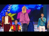 КВН Сборная Большого Московского Государственного Цирка - 2016 Высшая лига Вторая 1/4 Приветствие