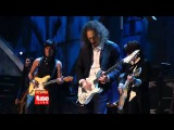 Metallica Jeff Beck Jimmy Page Rock and Roll Hall of Fame Ceremony 2009