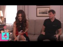 Selena Gomez Interview - Trapped In A Lift Winning A Grammy   Hangout Pt.1