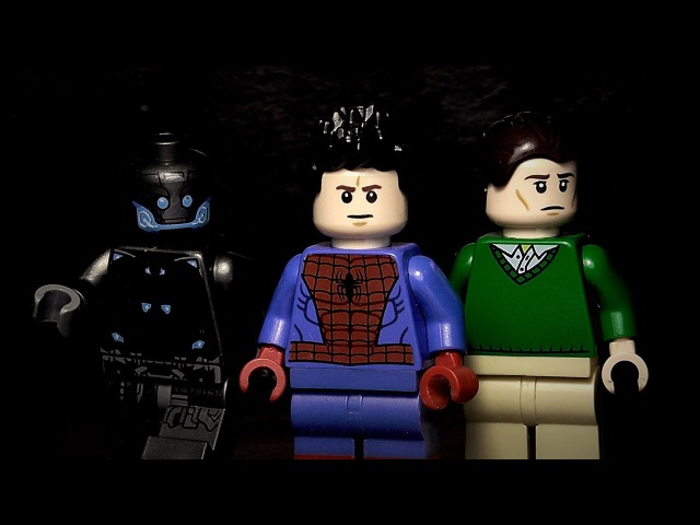Lego Ultimate Spider-Man (Season 1:Episode 3)