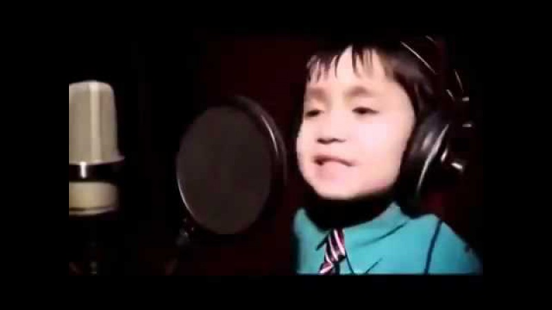 Он такой молодец Спел песню Уитни Хьюстон
